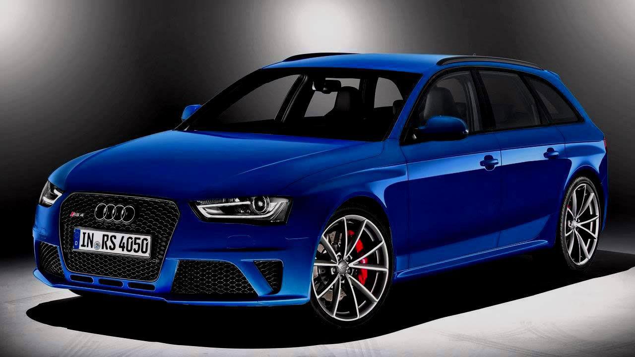 Ingen V8 i nästa Audi RS4