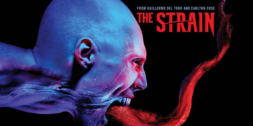 The Strain får en fjärde säsong