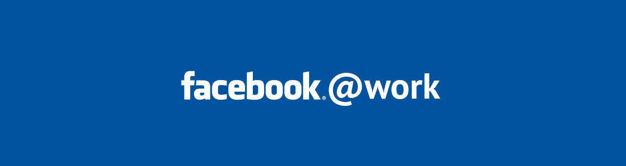 Facebook at Work släpps nästa månad