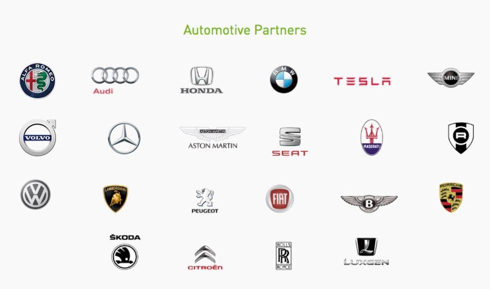 Nvidia demonsterar självkörande bil