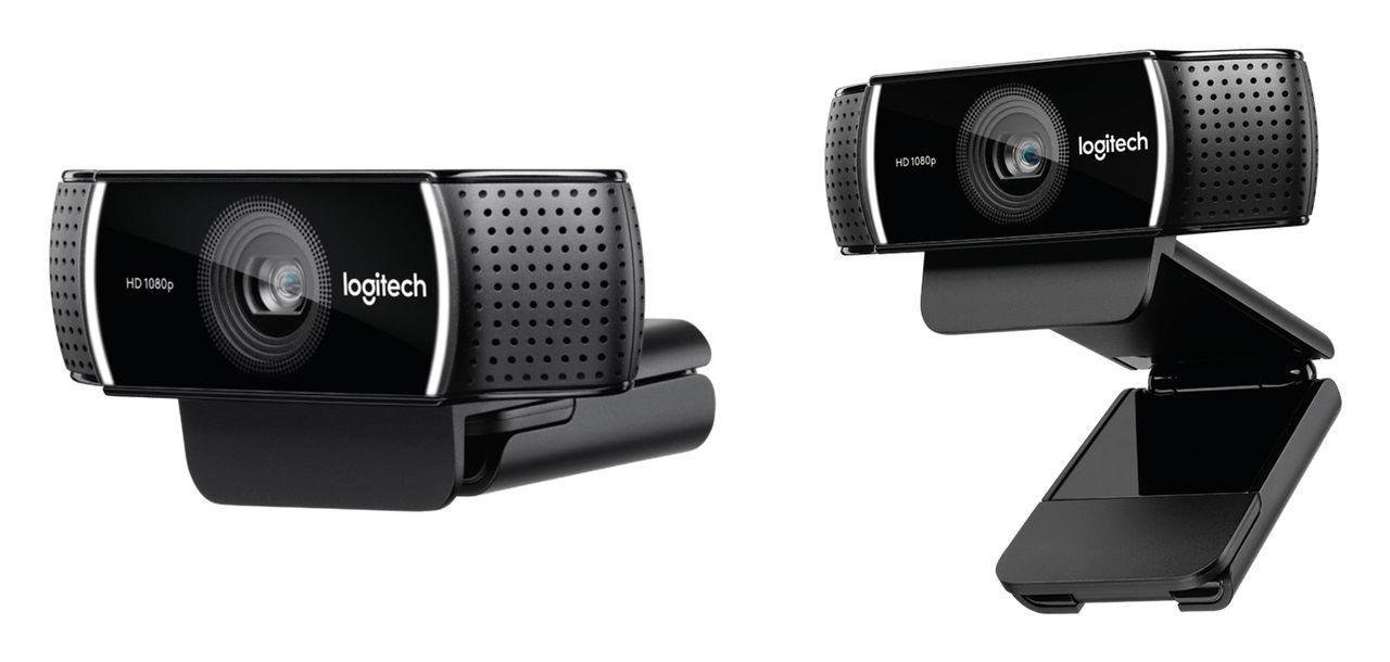 Logitech släpper webbkameran C922 Pro Stream