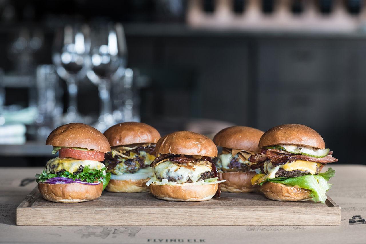 Burger Bonanza återkommer på söndag