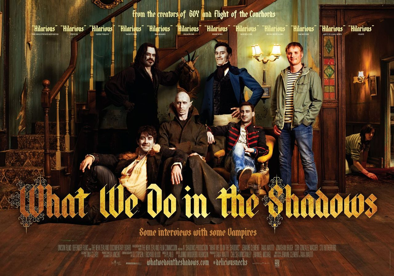 What we do in the Shadows får spinoff-serie