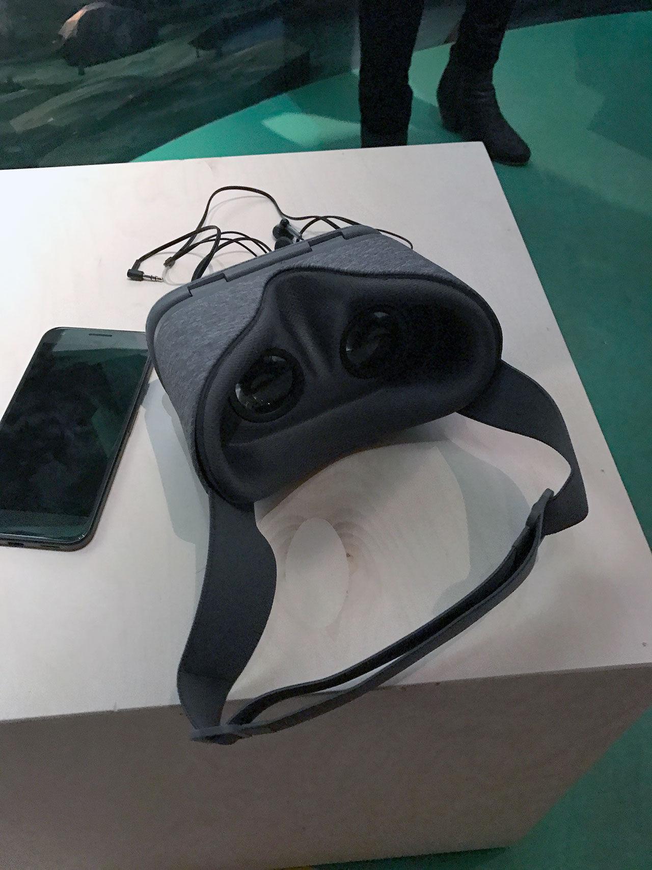 Vi har tittat på Googles telefoner och VR-headset