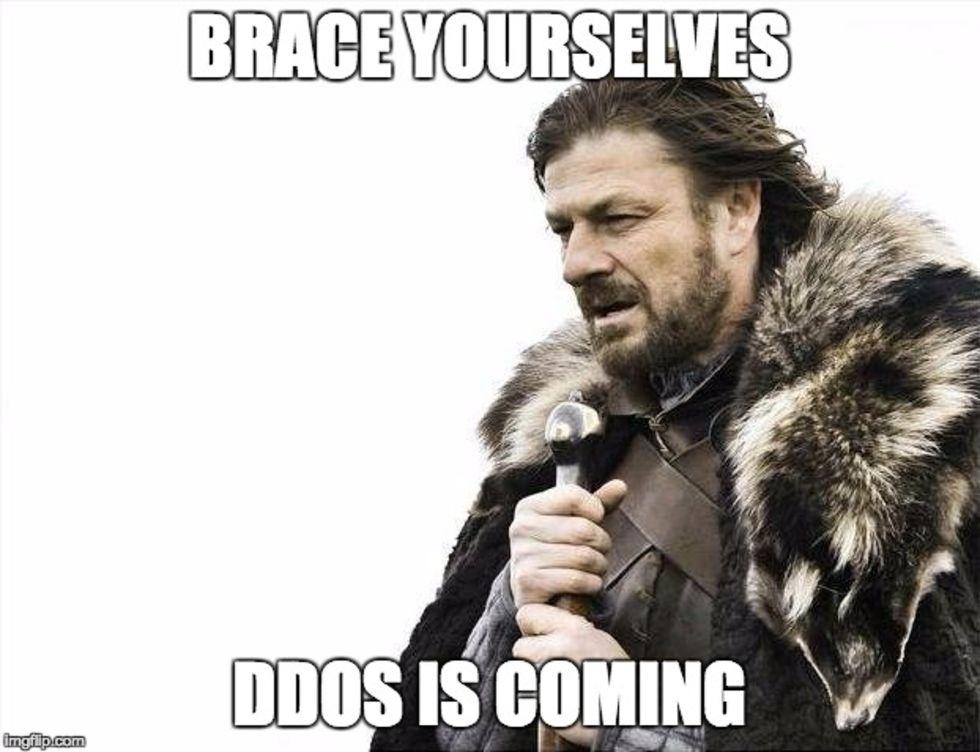 Källkoden för DDoS-verktyget Mirai är publicerad