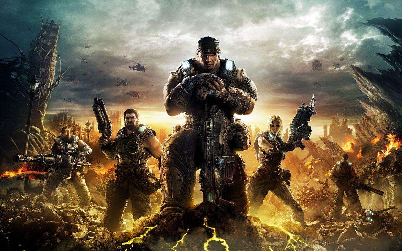 Gears of War blir film