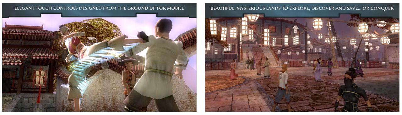 Jade Empire släppt till iOS