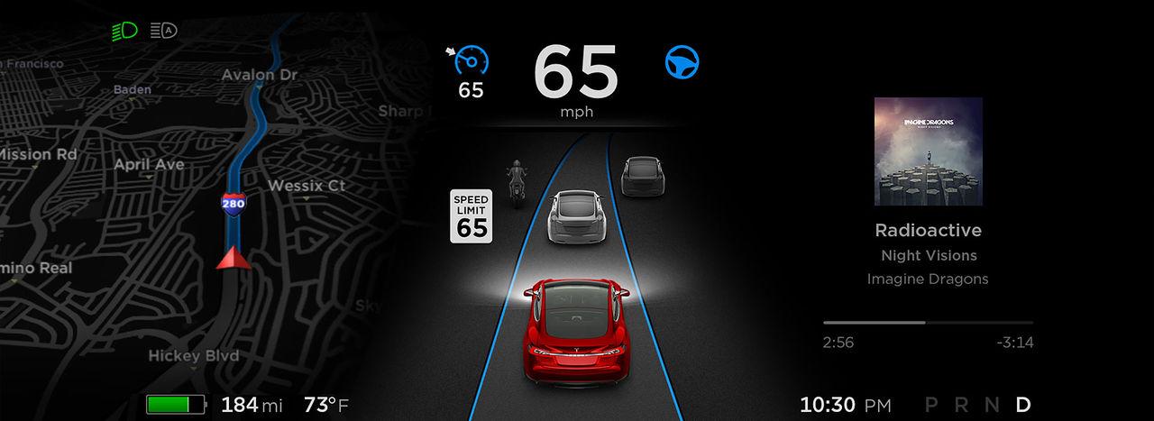 Kalifornien vill förbjuda begreppet autopilot