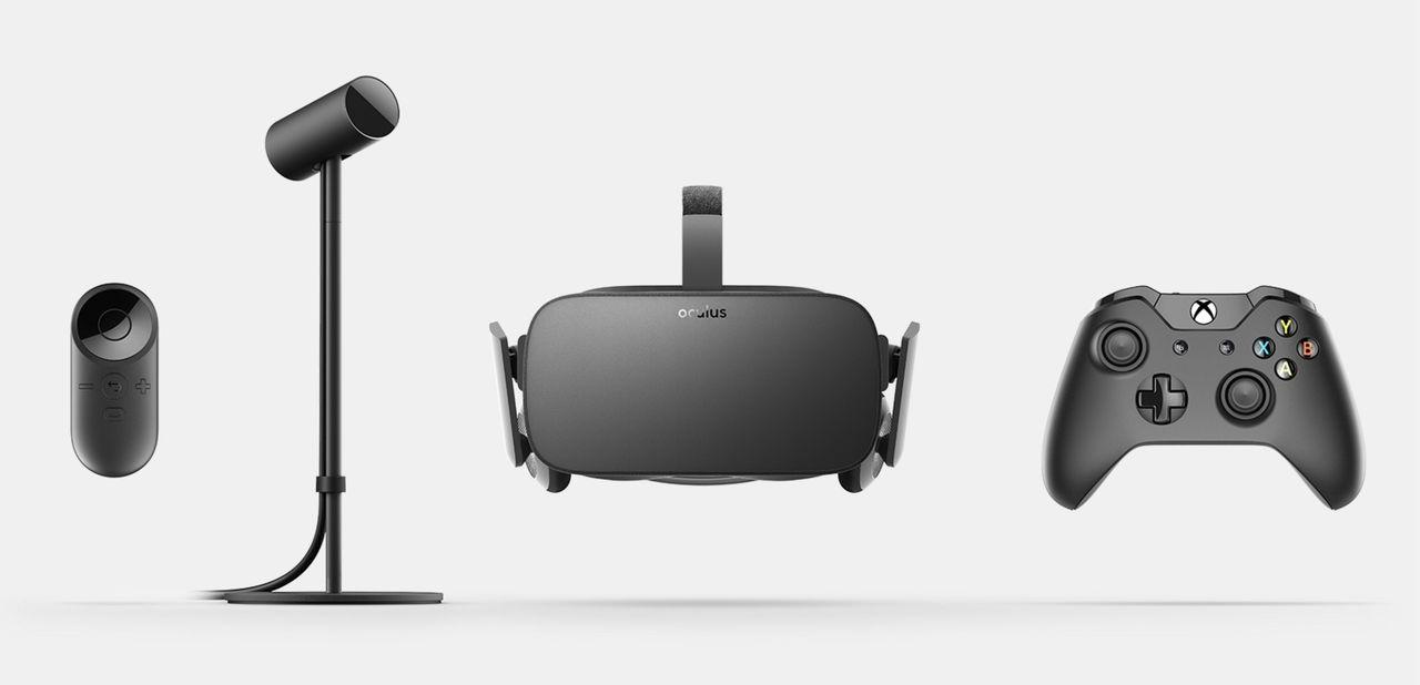Oculus Rift kommer snart fungera med klenare datorer