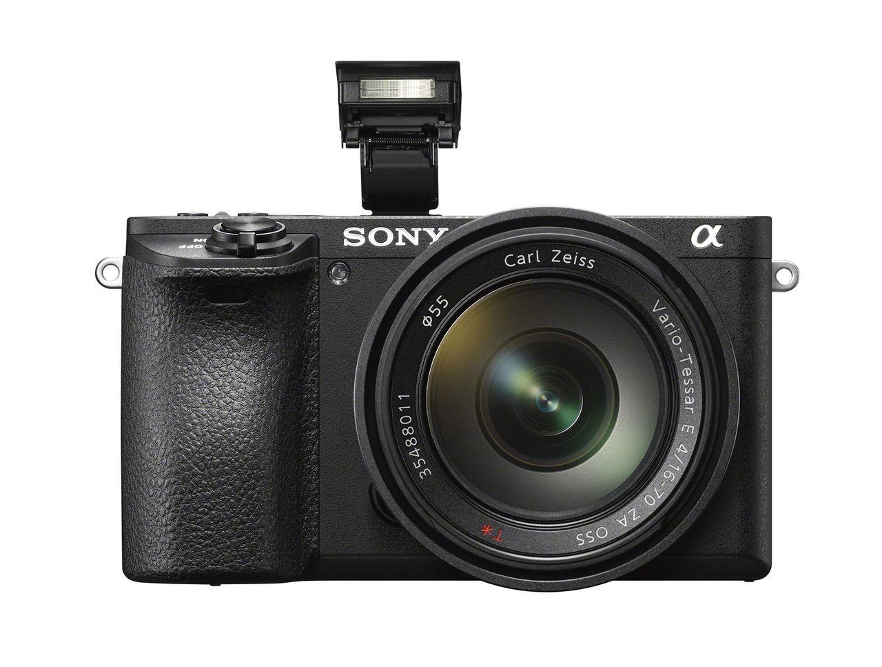 Sony presenterar kameran A6500