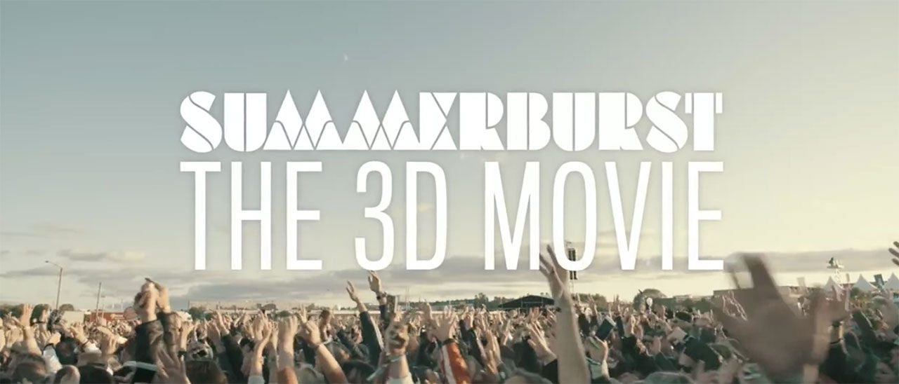 I november kommer Summerburst som biofilm