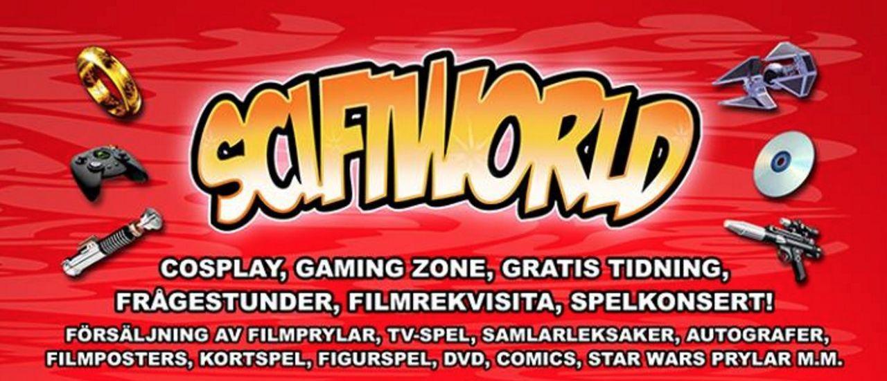 Snart dags för SciFiWorld Helsingborg