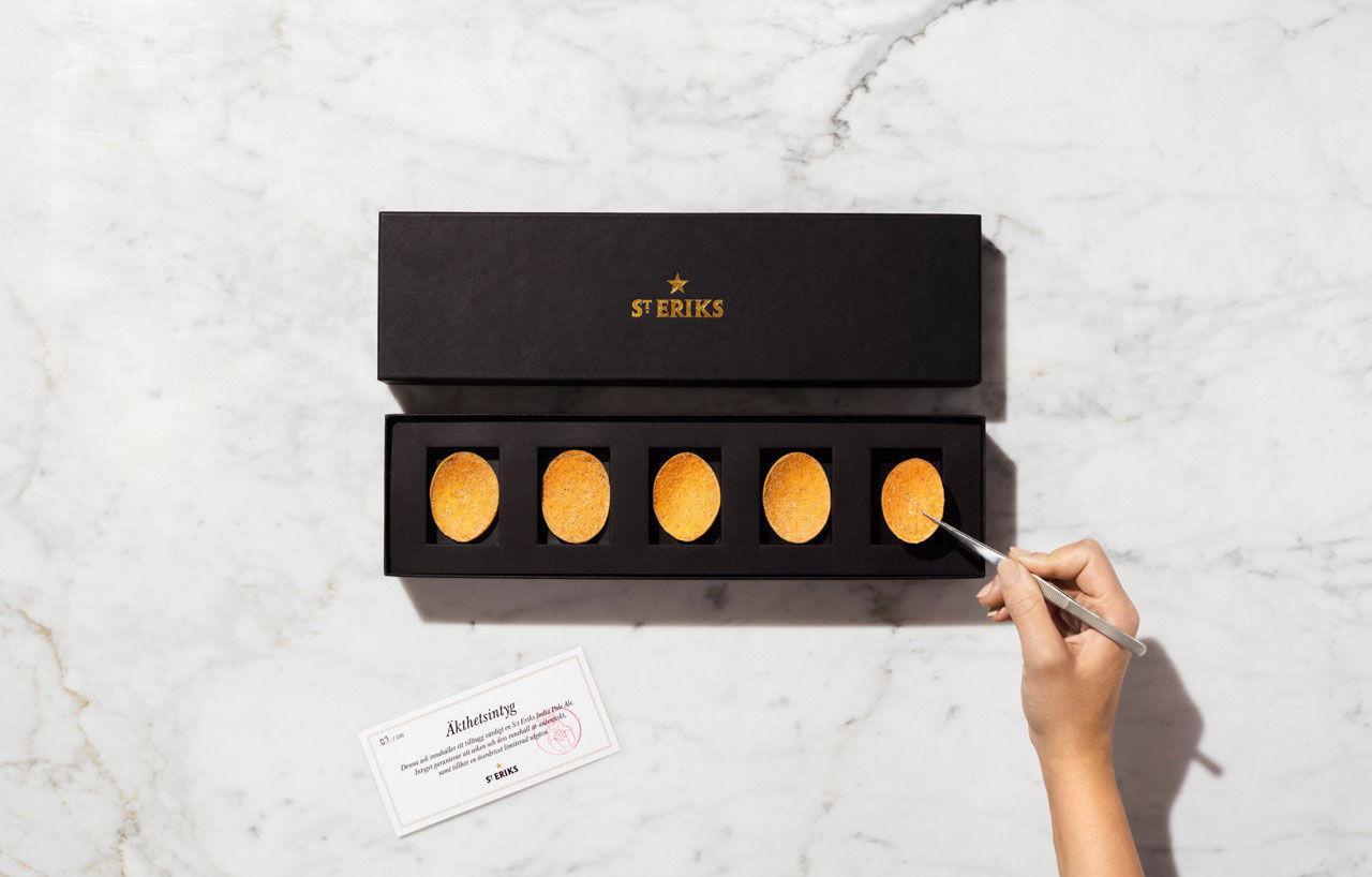 Chipsen som kostar 100 000 kronor kilot