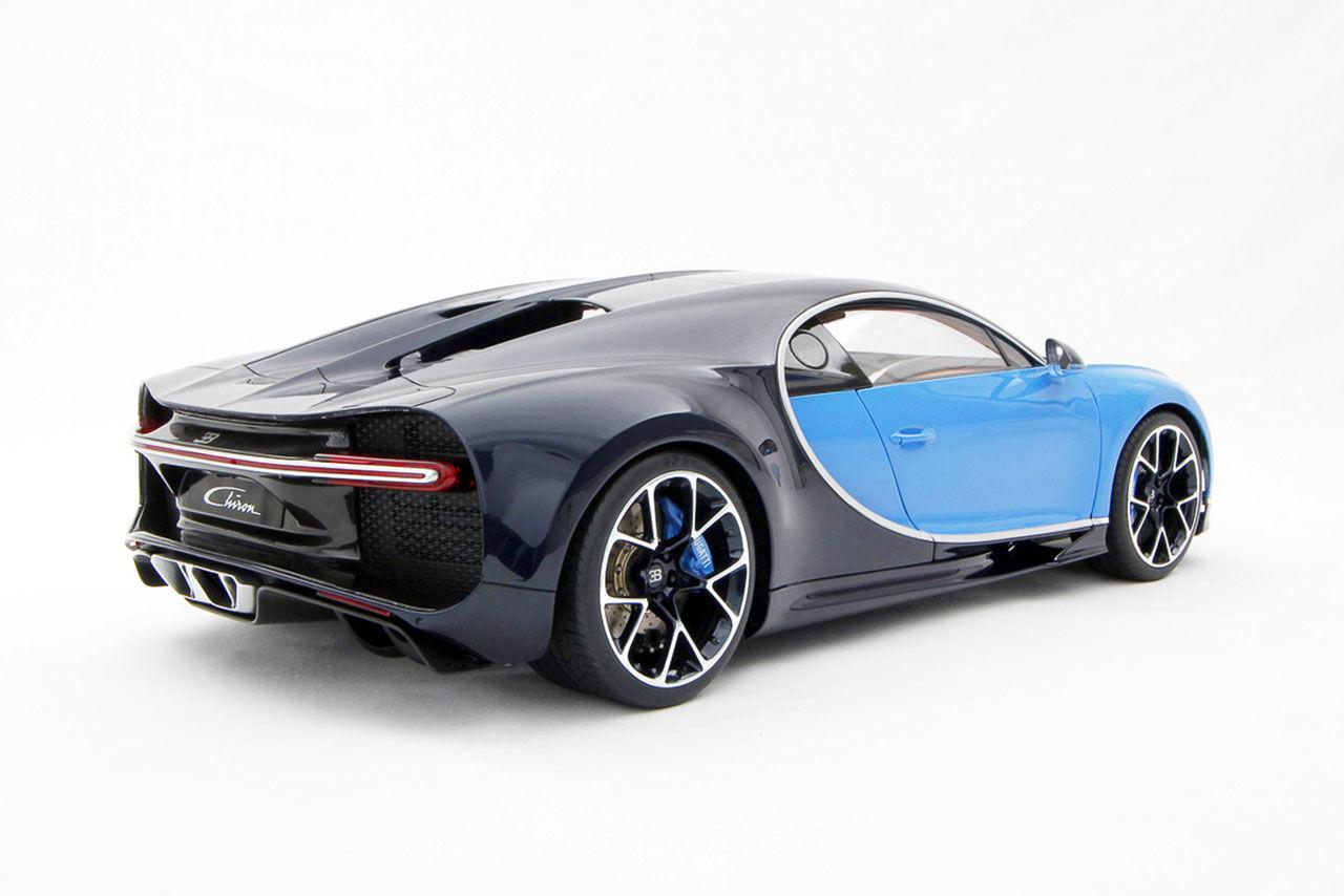Bugatti Chiron för 10 000 dollar