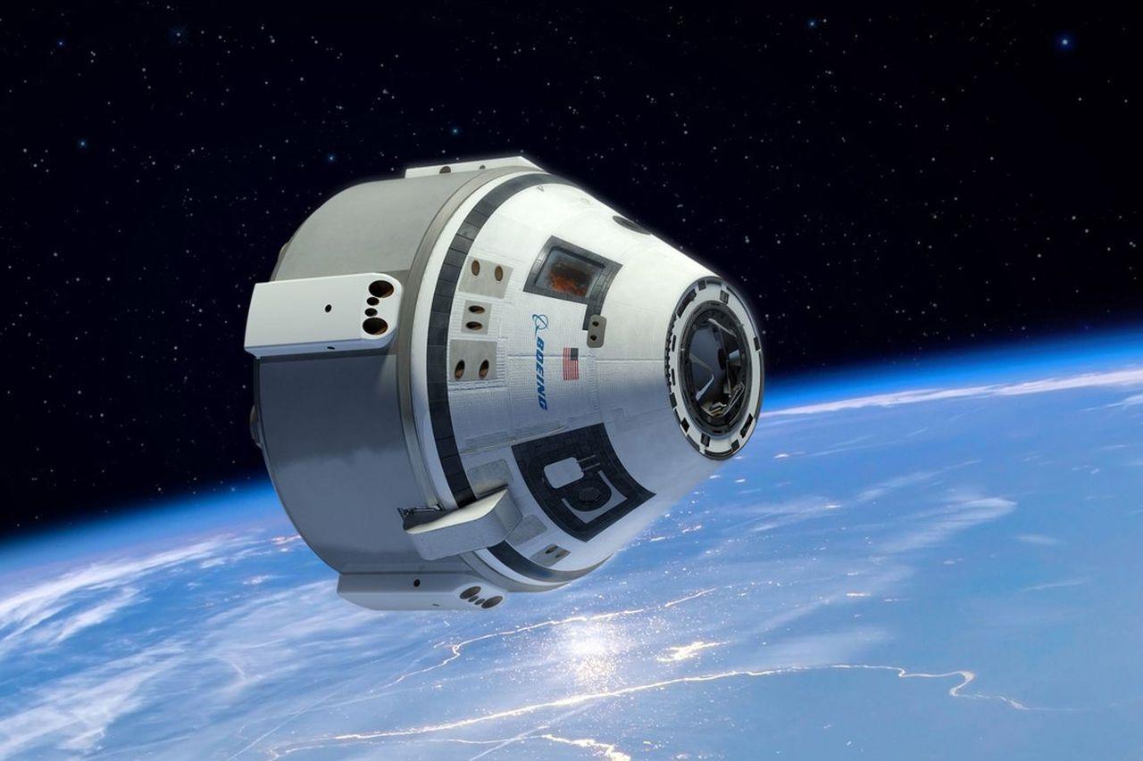 Boeing flyttar fram bemannad rymdfärd