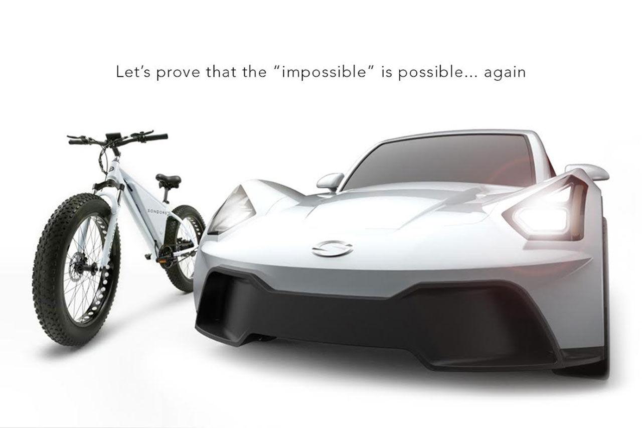 Efter succén med elcykeln vill Sondors bygga en elbil