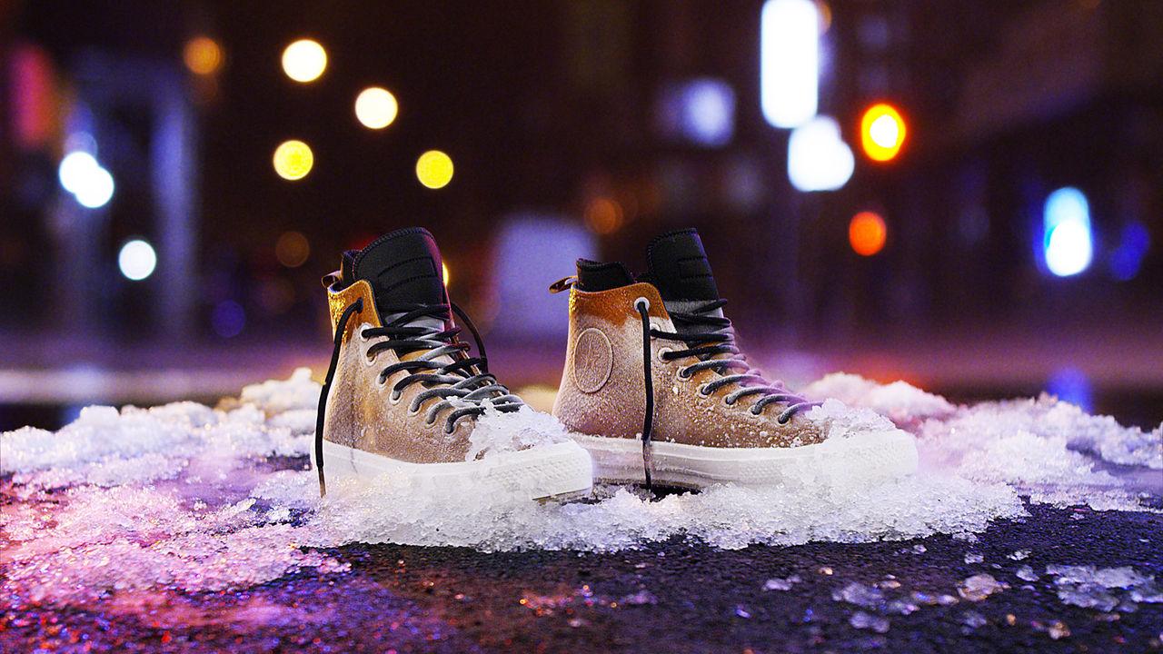 Converse som klarar hösten och vintern