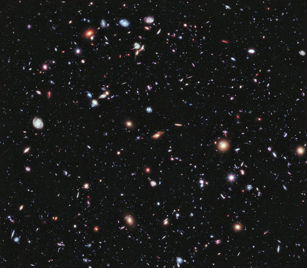 Grov missbedömning av antalet galaxer i universum