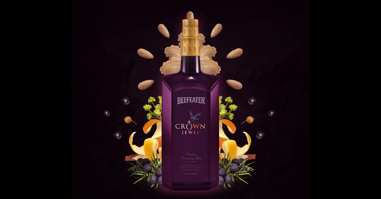 Beefeater Crown Jewel är tillbaka
