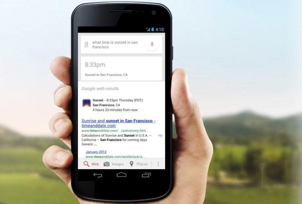 Google kommer att lansera ett separat sökindex för mobiler