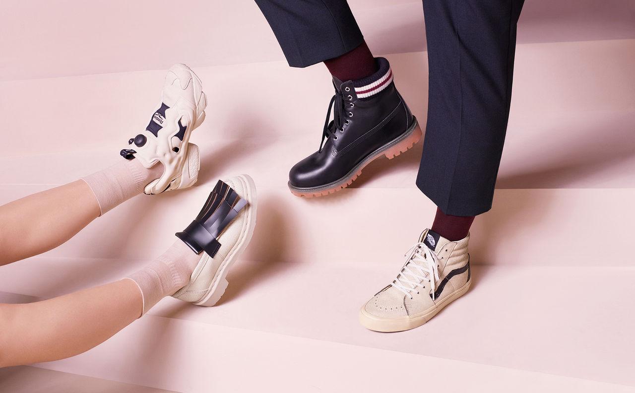 Marni tolkar populära skor