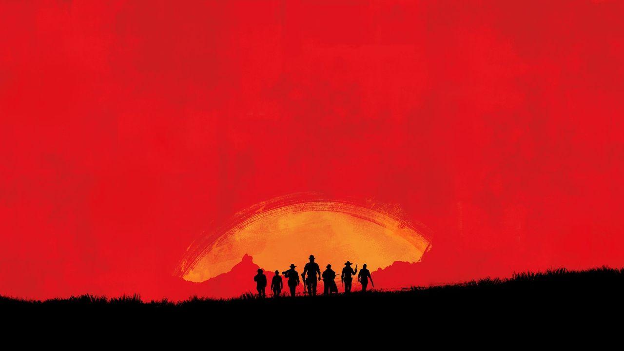 Take Two registrerar domän för Red Dead Online
