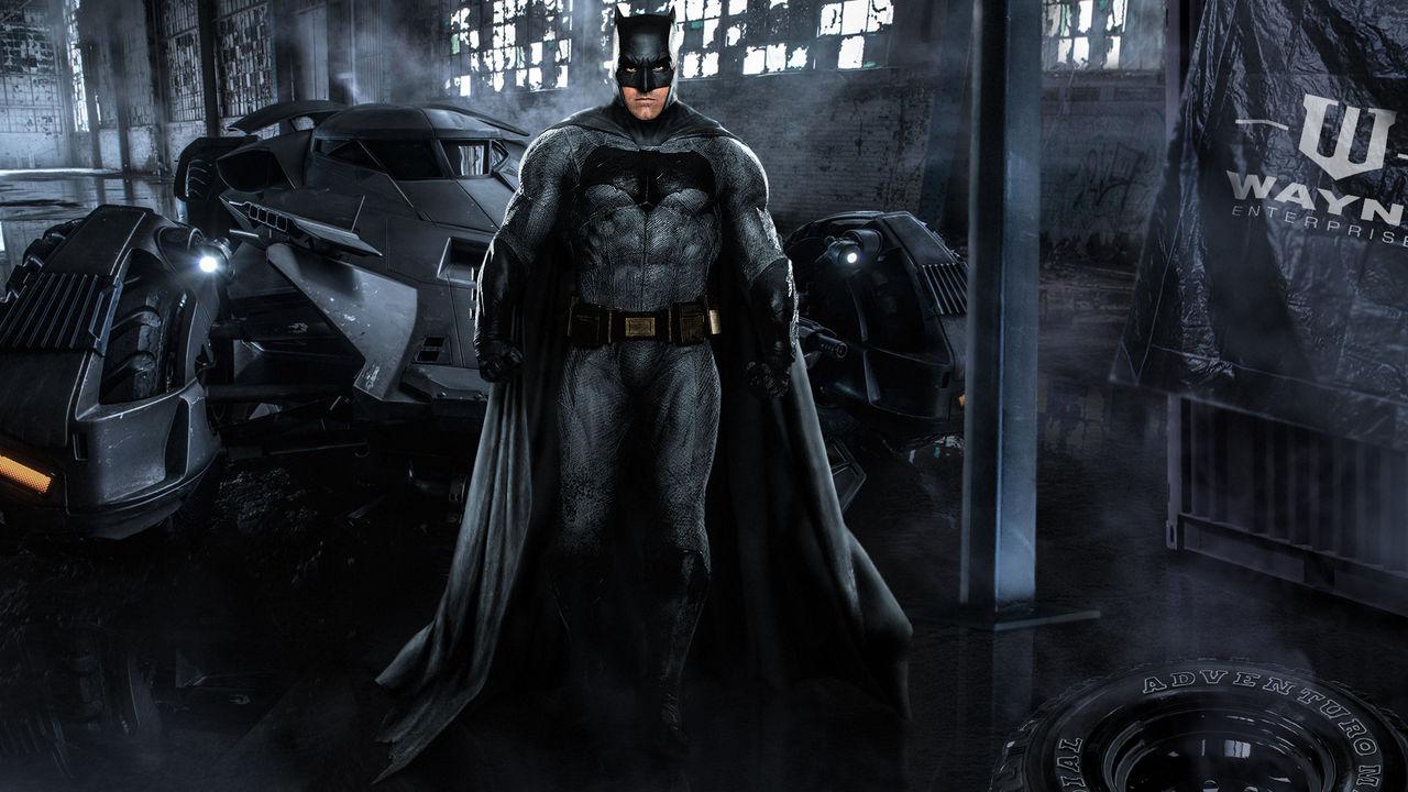 Fristående Batman-filmen börjar spelas in i vår