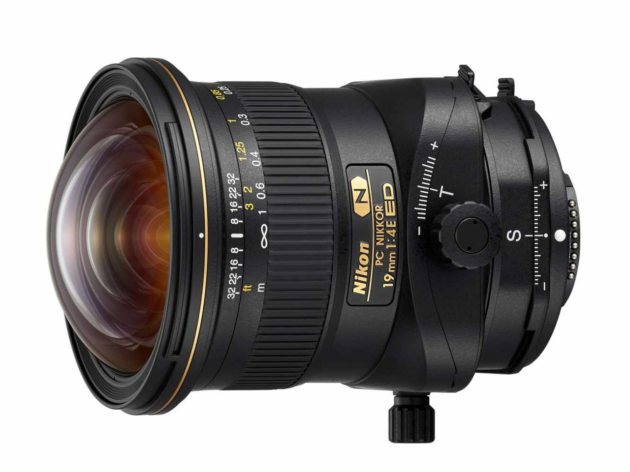 Nikon presenterar vidvinkeln Nikkor 19mm F4E ED