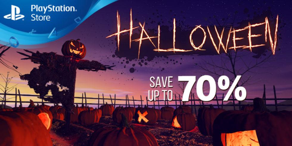 Halloween-rea i PlayStation-affären