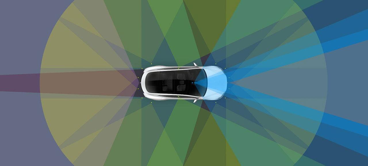 Om två år ska alla Teslas modeller vara helt självkörande