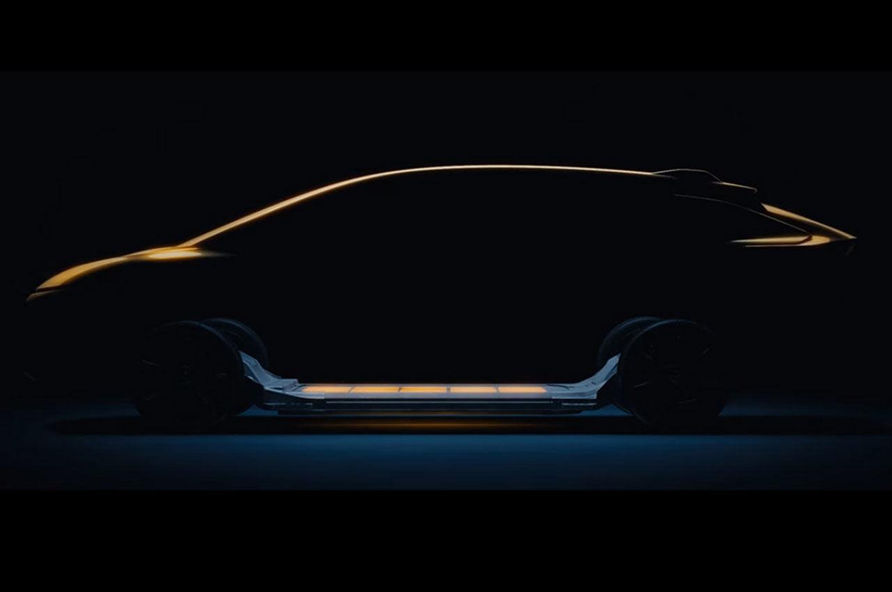Faraday Future visar sin första produktionsbil i januari
