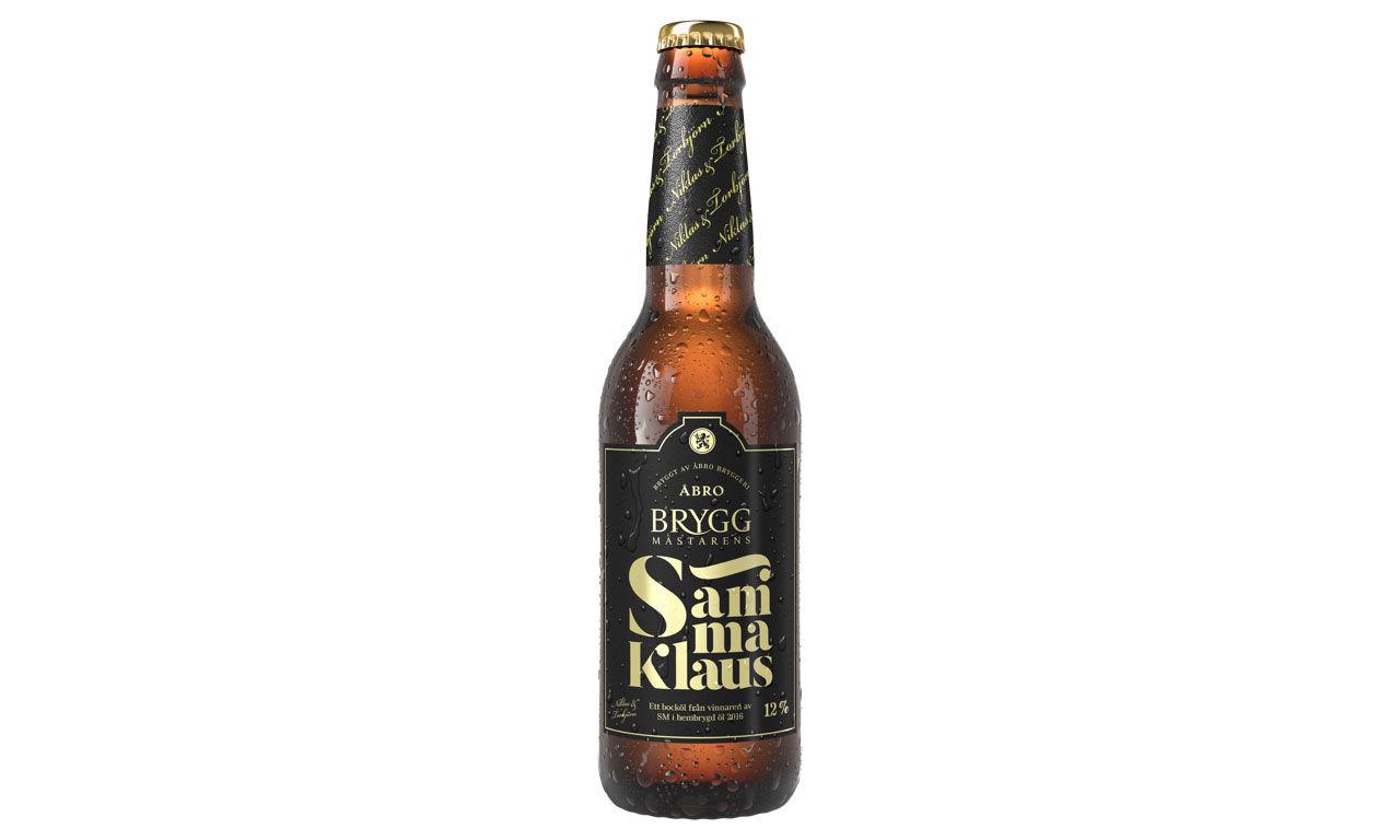 Vinnarölet från SM i hembrygd öl är här