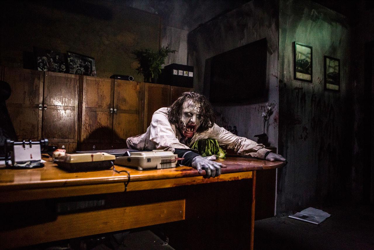 Nu drar Halloween igång på Liseberg