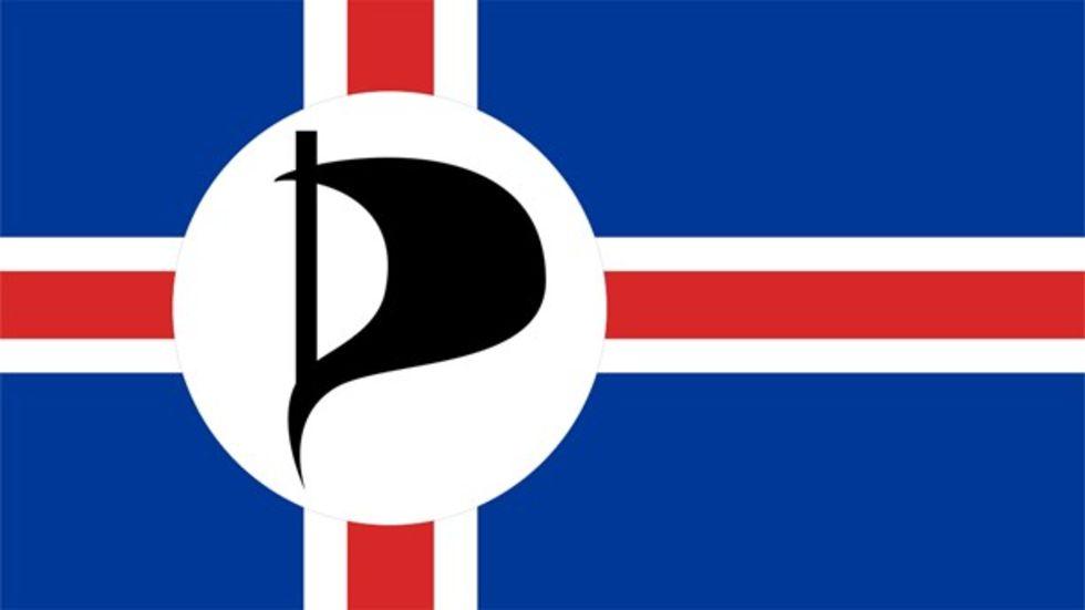 Piratpartiet är nu Islands populäraste parti