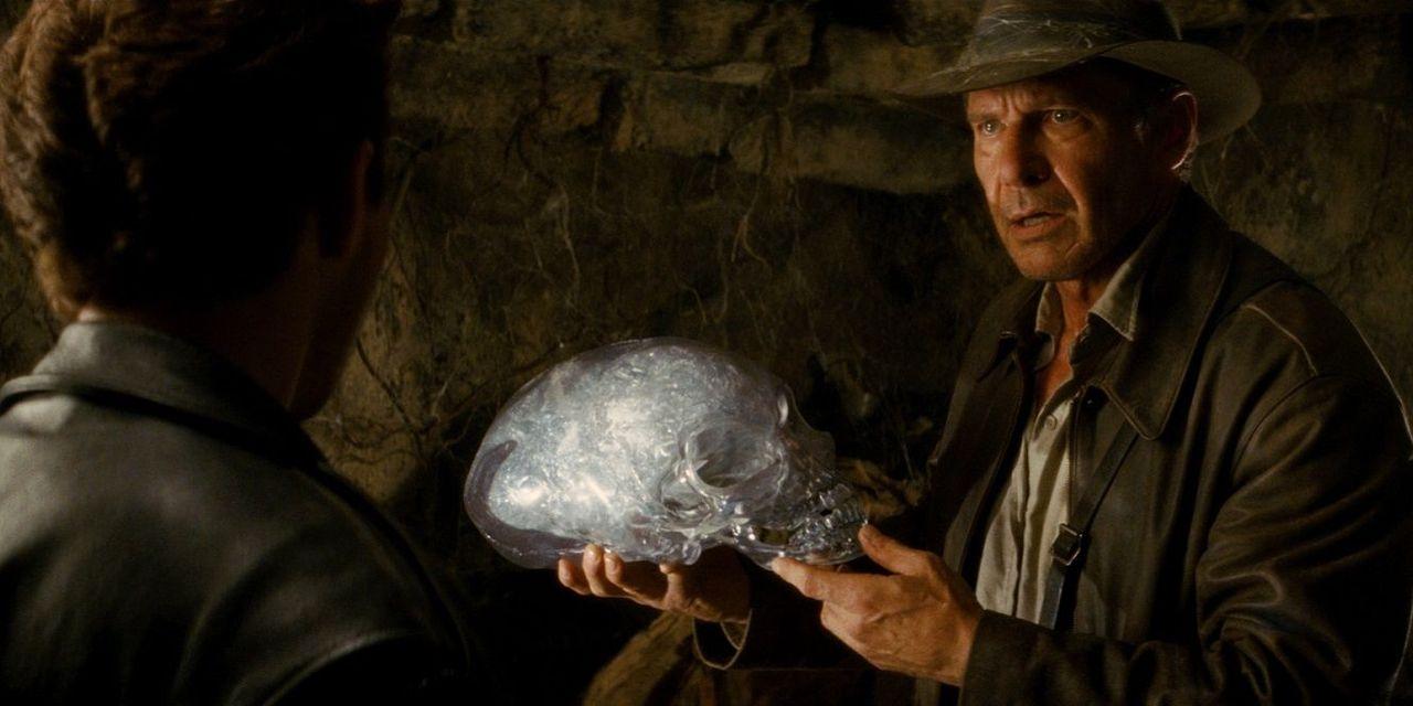 George Lucas jobbar inte med storyn för Indiana Jones 5