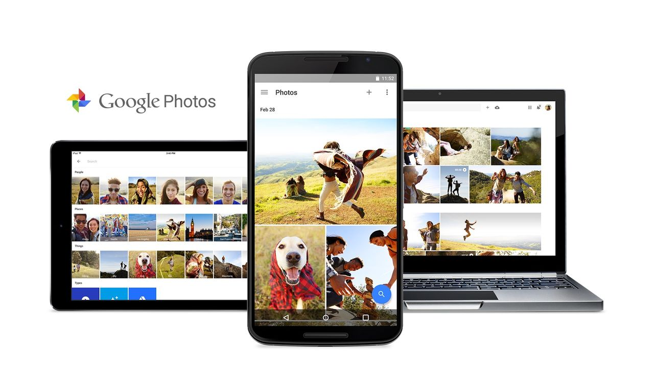 Nu kan du söka efter album i Google Photos