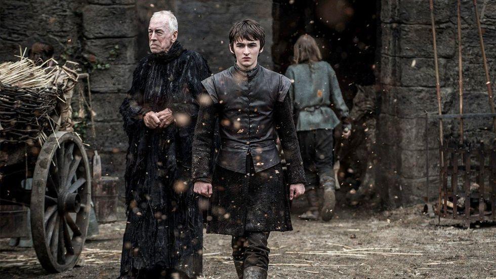 Delar av Game of Thrones kan spelas in på Gotland