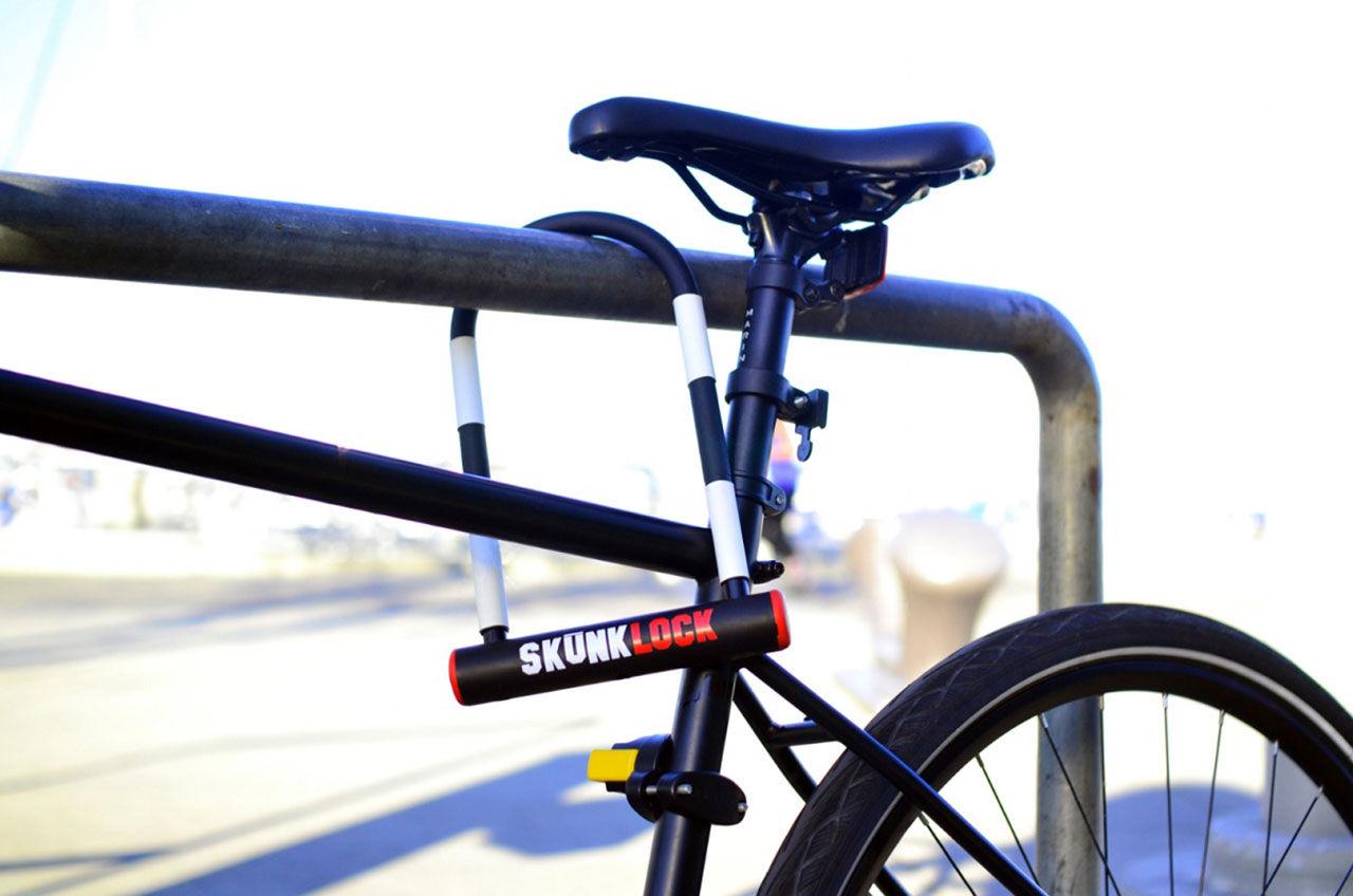 Cykellåset som stinker skit