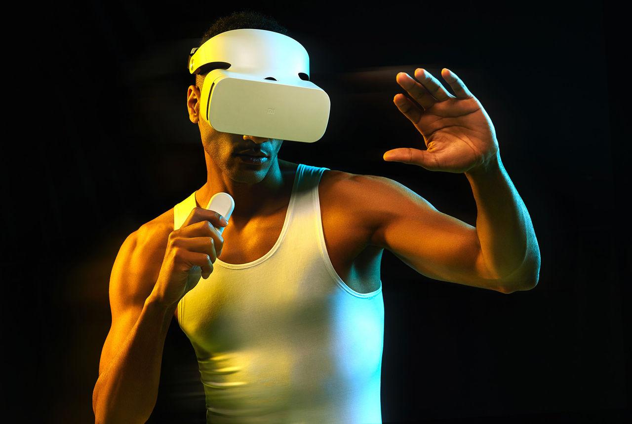 Xiaomi visar upp VR-headsetet Mi VR