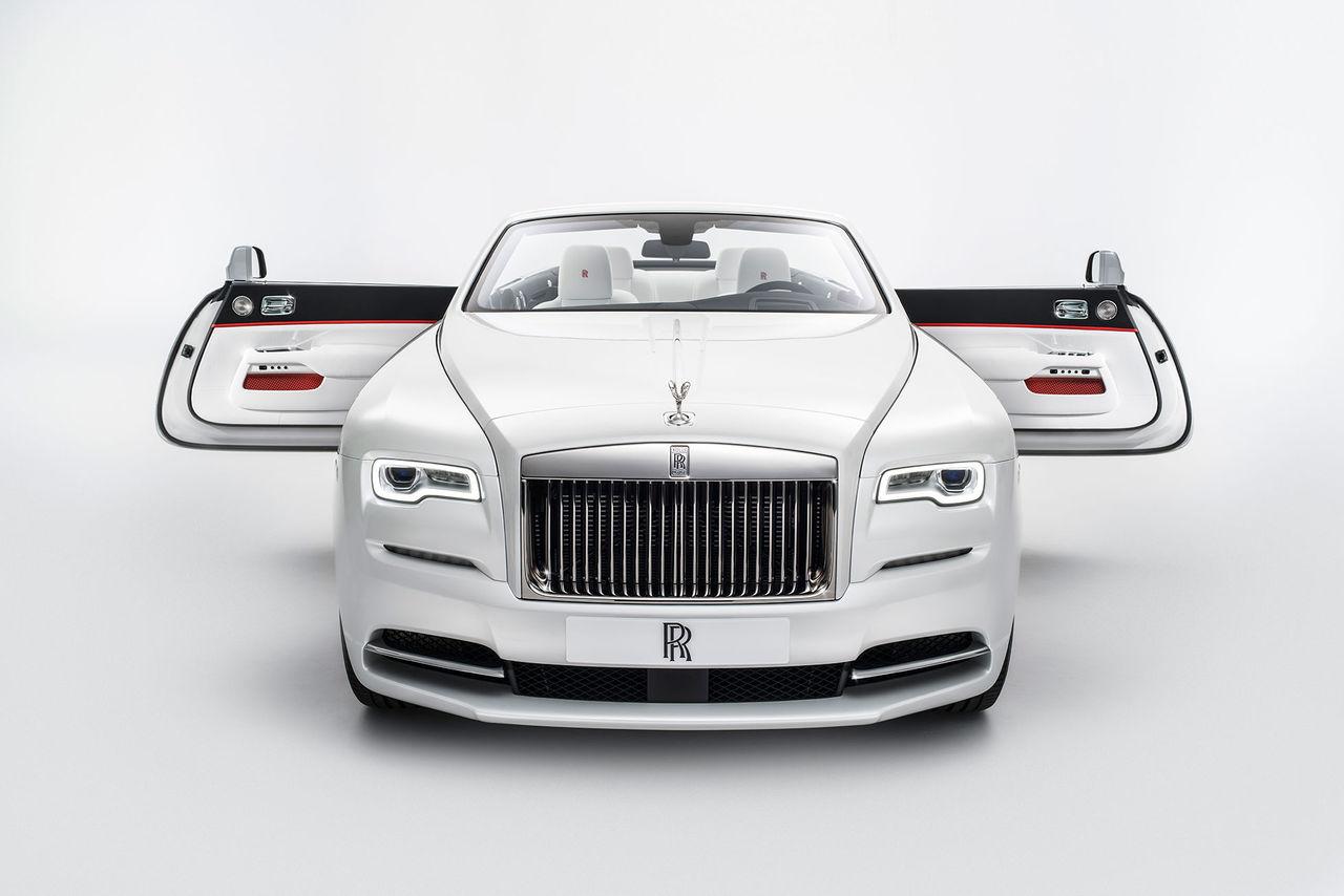 Rolls-Royce släpper vårkollektion