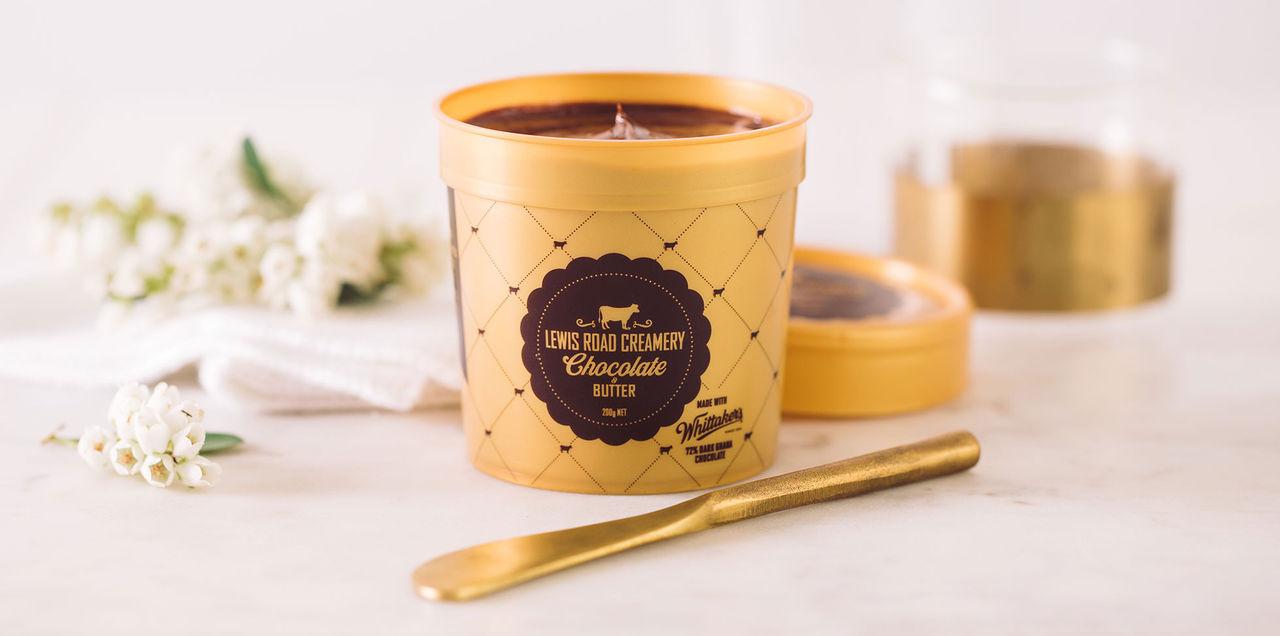 Är choklad och smör = himlen?