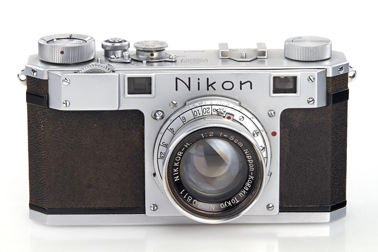 Världens äldsta existerande Nikonkamera är till salu