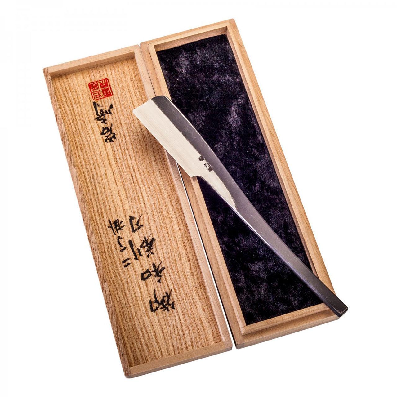 Den här rakkniven kostar 20 000 kronor