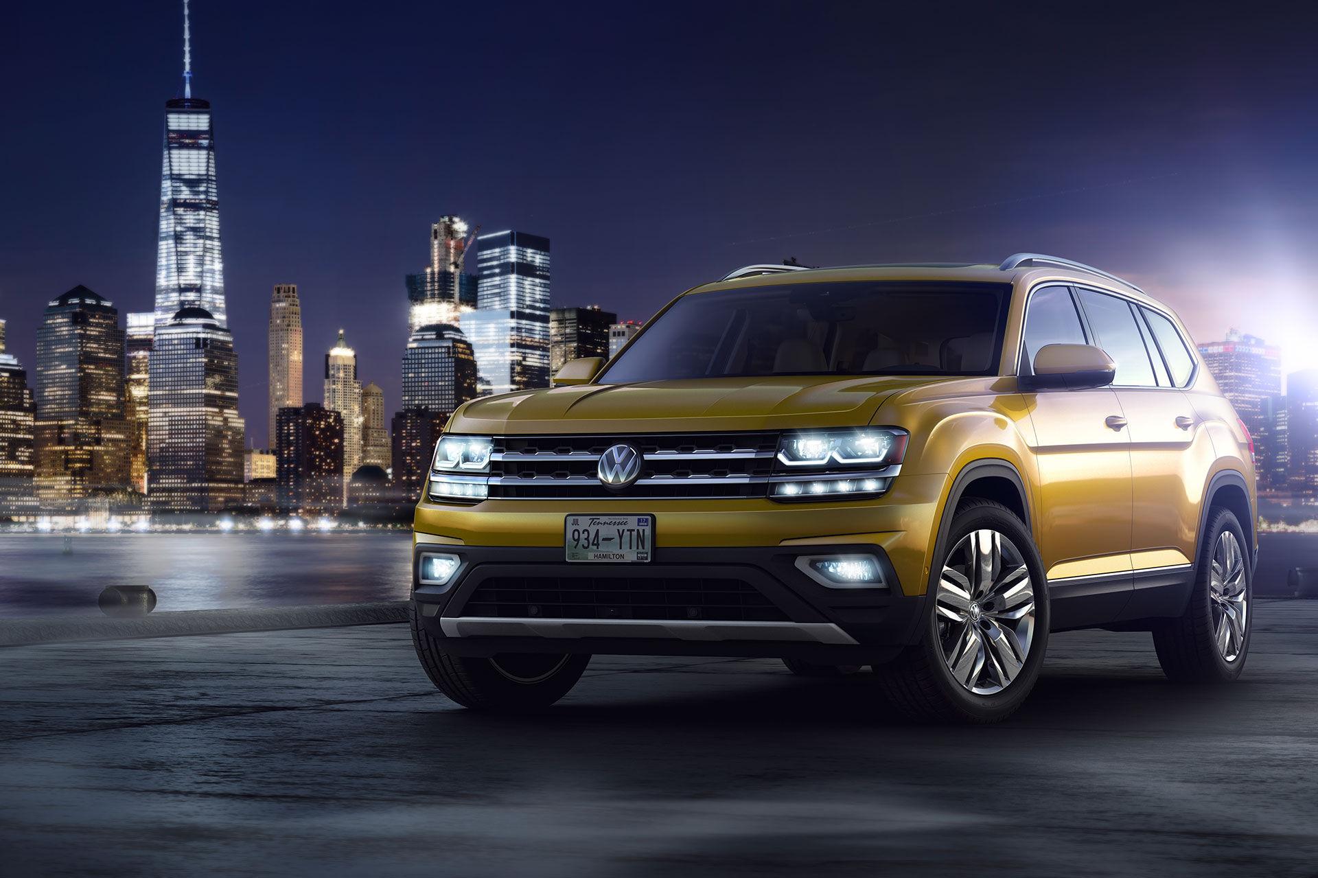 Det här är Volkswagens nya jätte-SUV