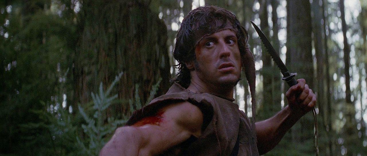 Ny Rambo-film på gång