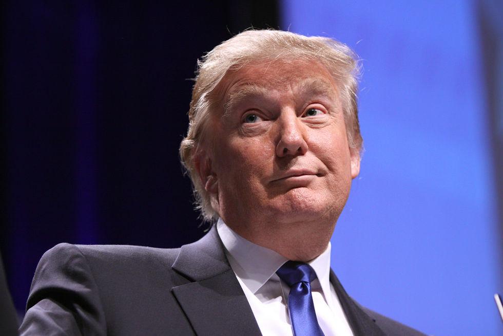 Artificiell intelligens förutspår att Donald Trump vinner