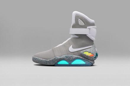 Nikes självsnörande skor snart i butik. Börjar säljas den 28