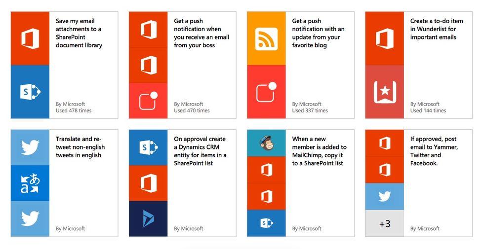 Microsoft lanserar Flow officiellt