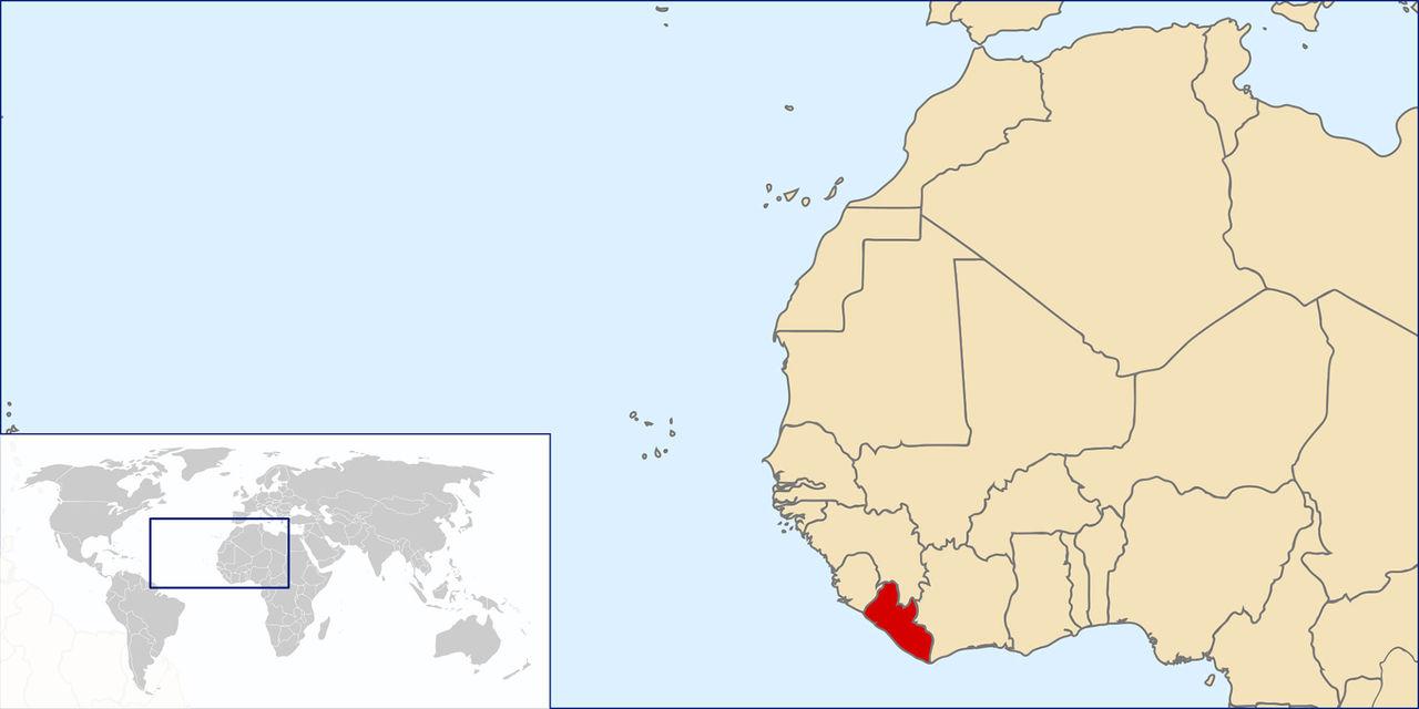 DDoS-attack sänkte hela Liberias internet