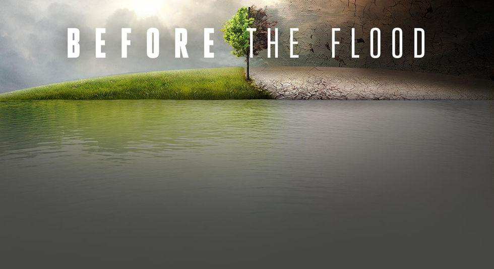 Before the Flood är National Geographic Channels mest sedda program någonsin